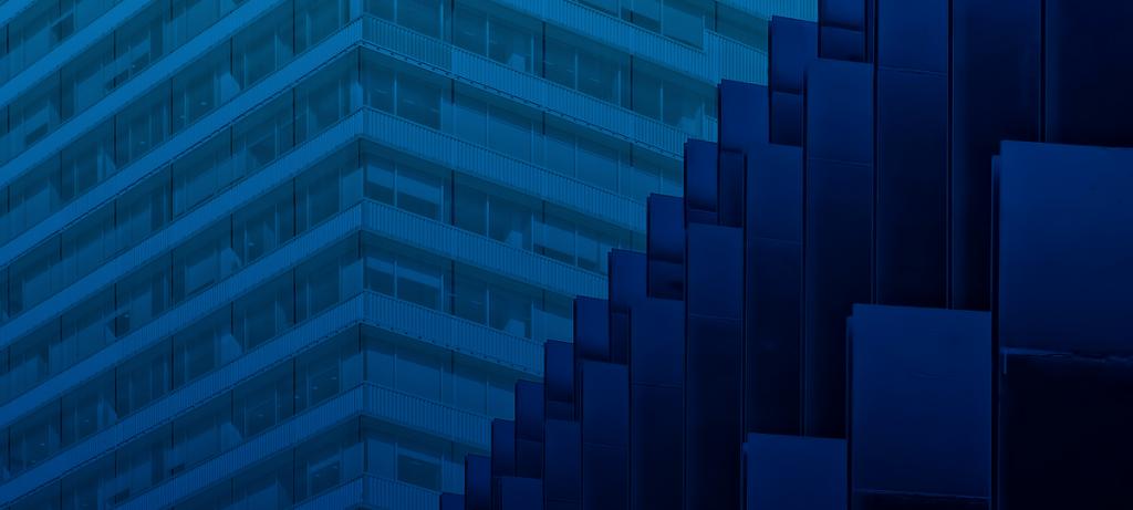 edificio blu