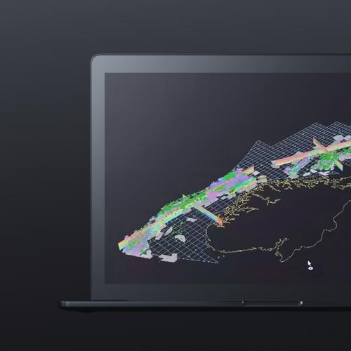 web app per dati sismici