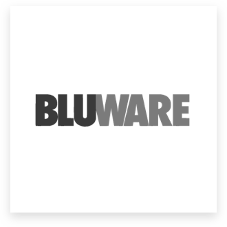 blueware logo