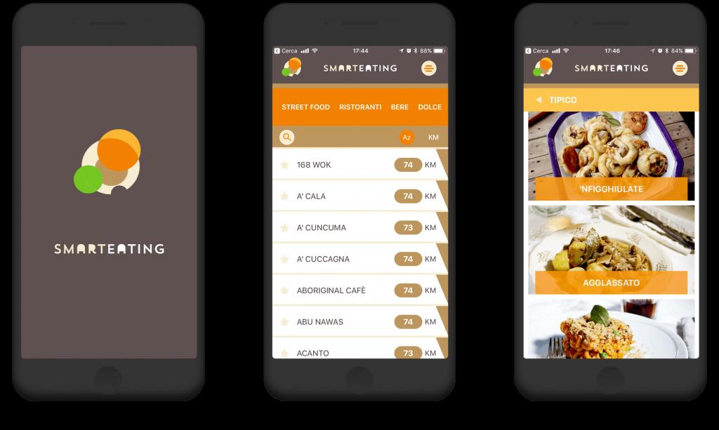 app per scoprire i piatti palermitani