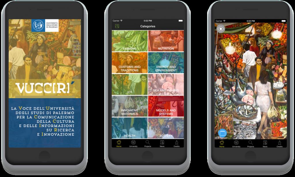 vucciri mobile app