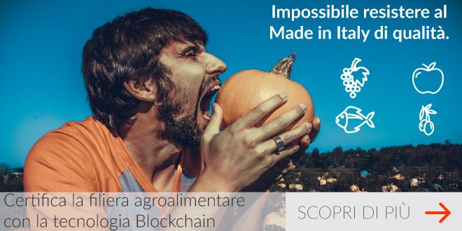 blockchain e agrifood