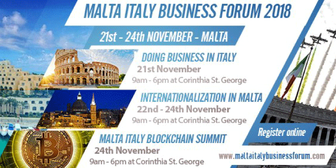 Italy Blockchain Summit