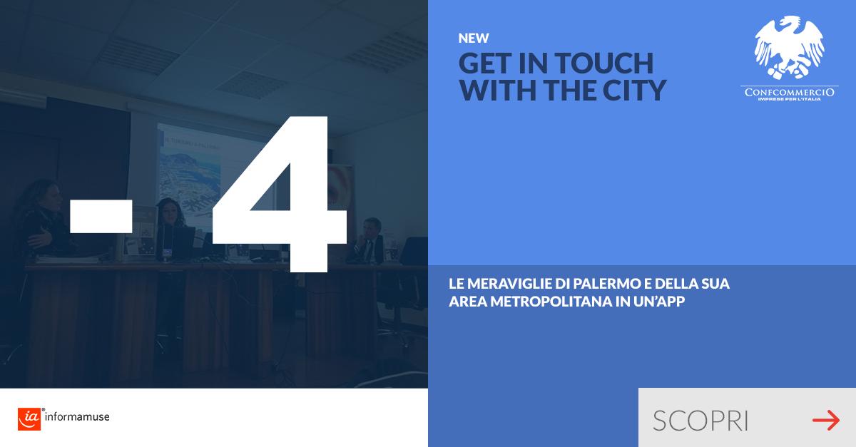 E se tutte le informazioni utili sulla tua città si trovassero in un'unica app?