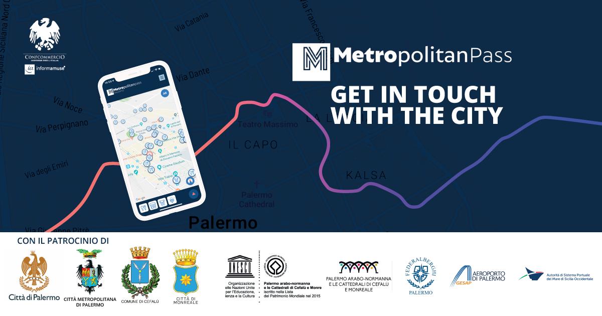 Arriva MetropolitanPass Palermo
