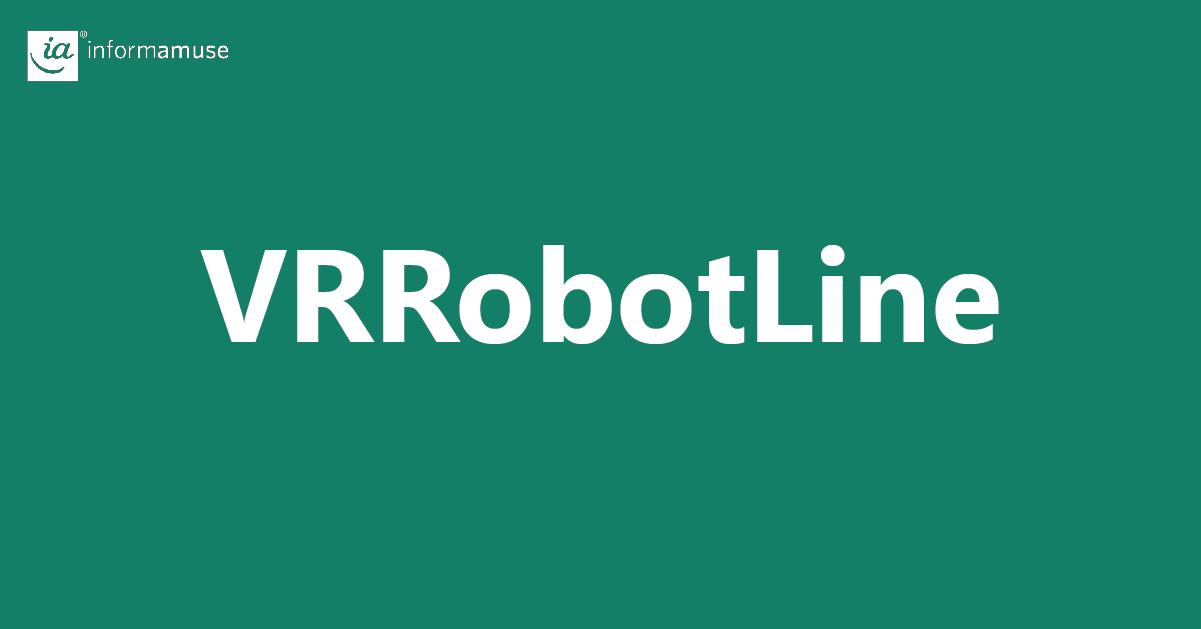 VRRobotLine