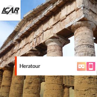 mobile app in realtà aumentata per il sito archeolgico di selinunte