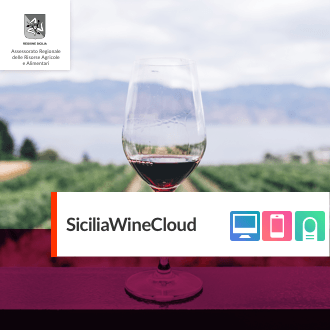Sicilia Wine Cloud
