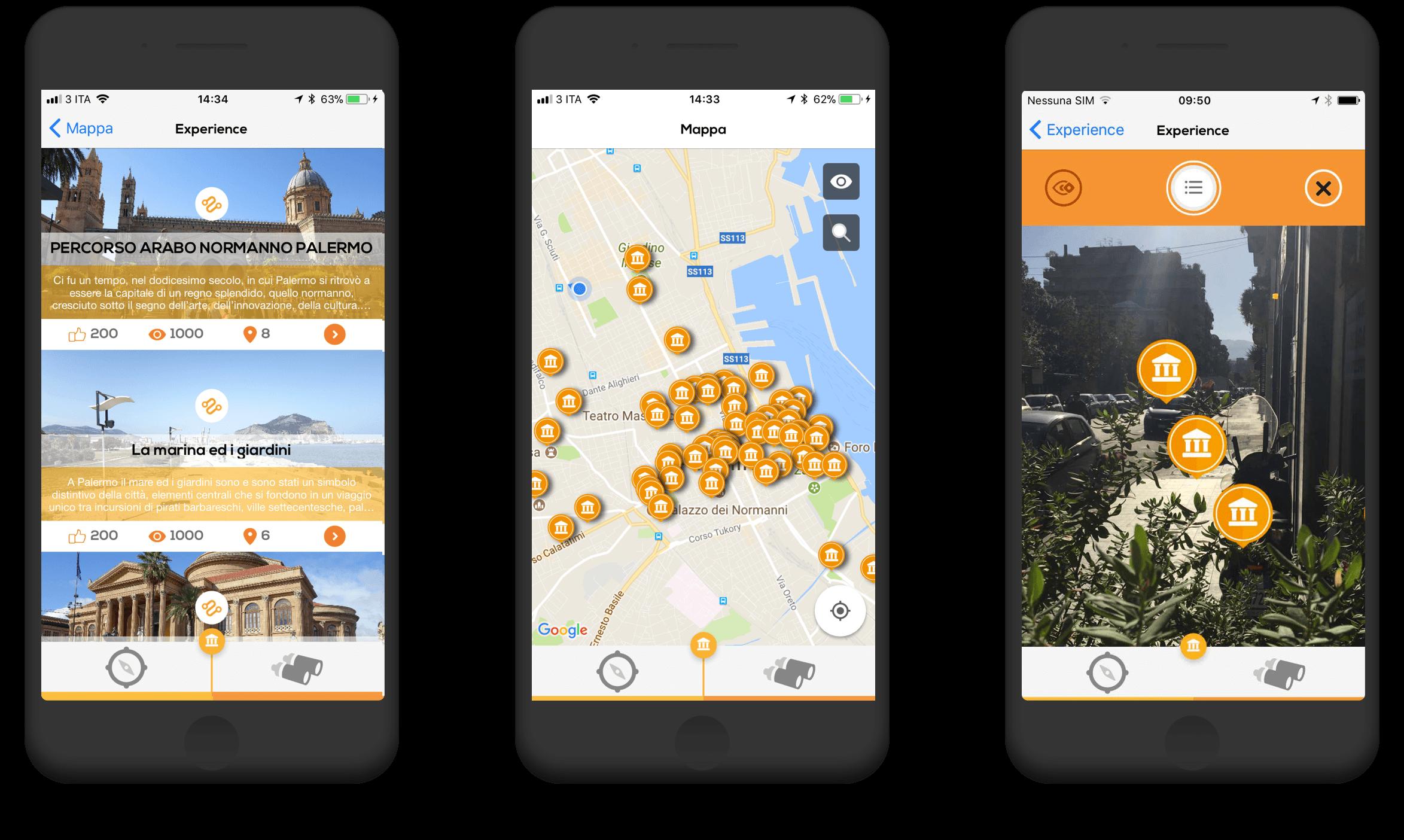 smart heritage app
