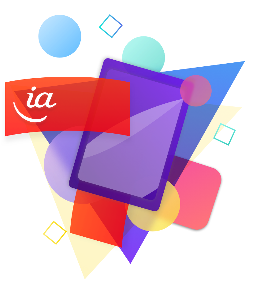 creative company logo